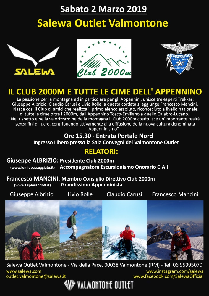 Evento Salewa